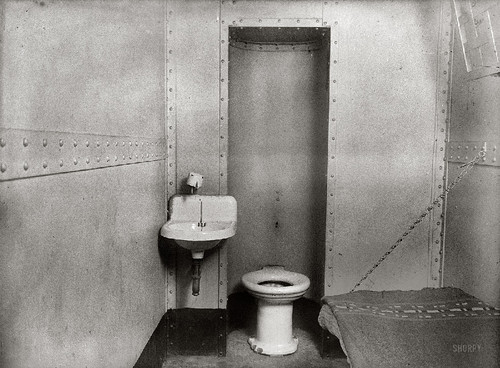 Cadeia do distrito de Colômbia (Harris & ewing, 1919)