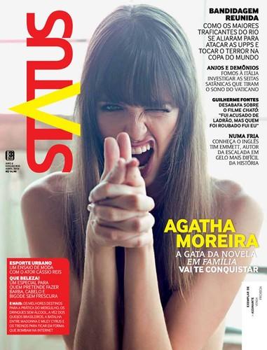 Agatha Moreira 20 (capa)
