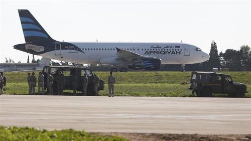 Líbia avião desviado 23Dez2016 aa.jpg