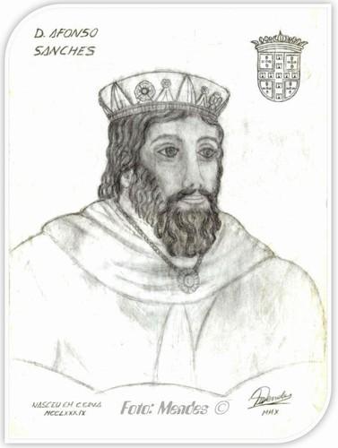 Cerva - D. Afonso Sanches