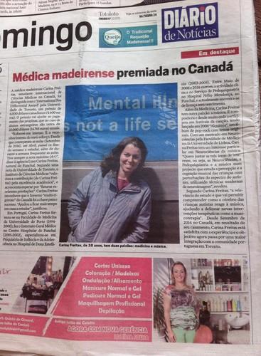 Fotografia da imagem do Diário 10 de Maio de 2014