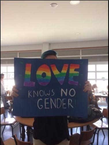 Homofobia em Escola Vagos .JPG
