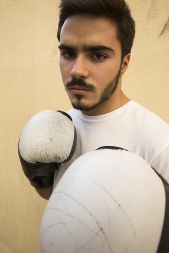 Pedro Ferreira boxe foto de Ana Baião Expresso