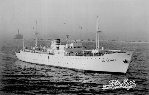 gil eannes 1959