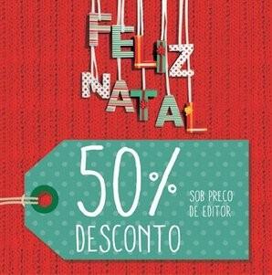 50% de desconto | BOOKIT | , Canpanha de Natal, 50% de desconto sob preço de editor para oferecer, em livros top de vendas