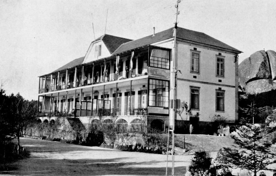Pavilhão D. Amélia na década de 50 - DR.jpg