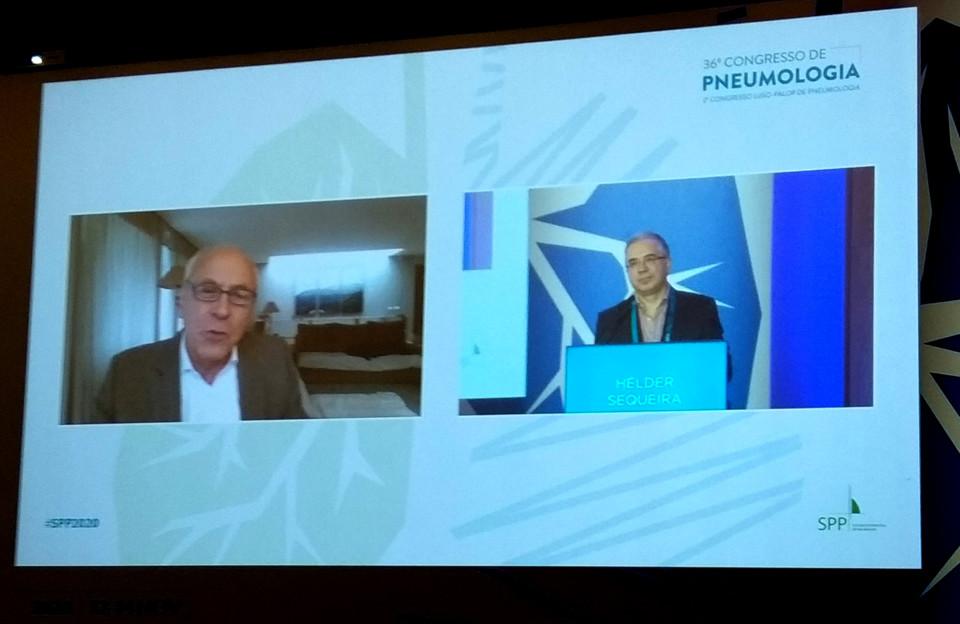 Congresso da Sociedade Portuguesa de Pneumologia .