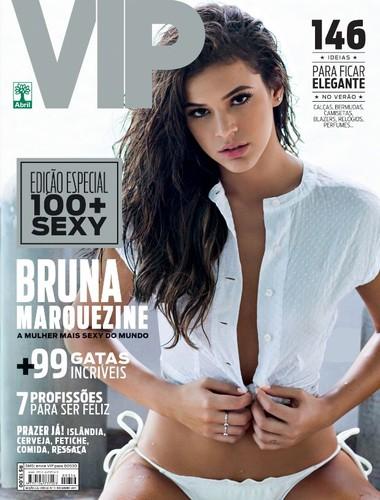 100+ (Bruna Marquezine) capa