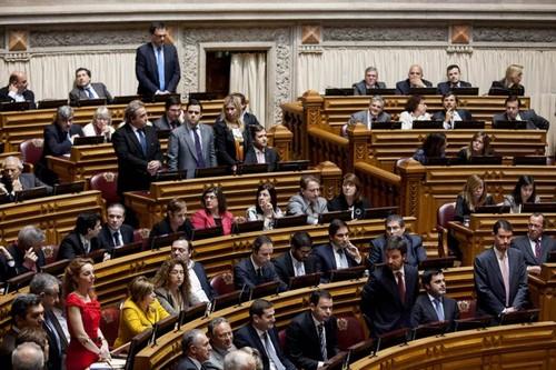 Co-adopção e a assembleia da república