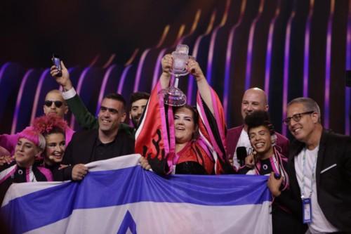 Créditos: Thomas Hanses Eurovision
