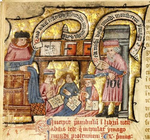 Honorius of Autun's Imago Mundi in a private col
