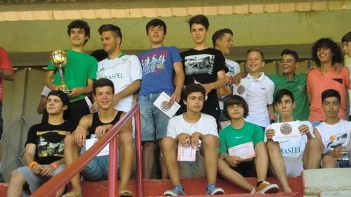 Torneio Iniciados Campeão CD P.Brandão