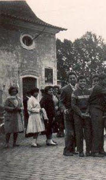 Presumível capela no antigo Rossio de Santa Clara
