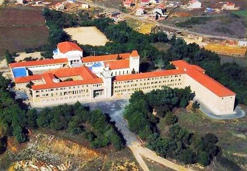 São Domingos de Rana - Seminário Torre da Aguilh