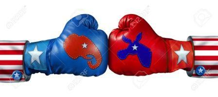 15845969-American-election-campaign-fight-as-Repub
