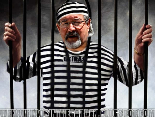 Isaltino Morais está preso