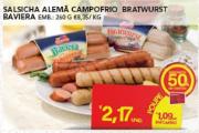 Salsicha Alemã Campofrio