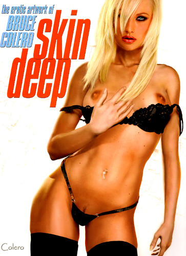 Erotic Artwork of Bruce Colero - Skin Deep_0001.jp
