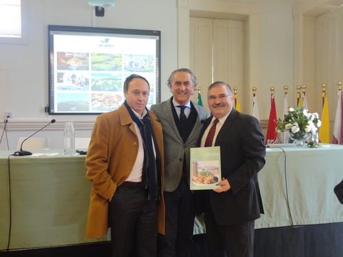 1 Minho, vencedor Região Europeia da Gastronomia.