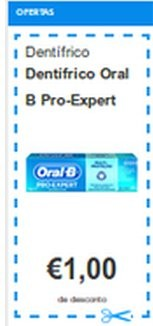 Acumulação Super-Preço + vale | CONTINENTE | Oral B