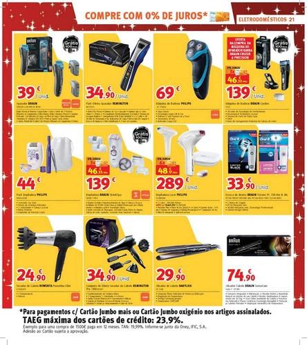 Antevisão Folheto / Catalogo Natal   BOX / JUMBO   , de 22 novembro a 27 dezembro