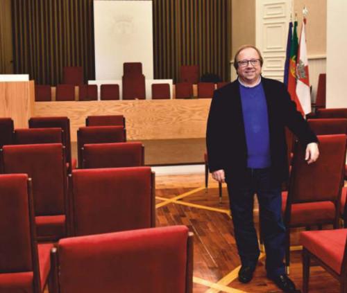 Raul Cunha Presidente Fafe