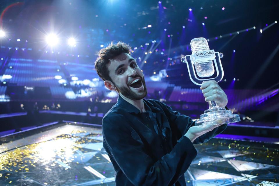 Duncan Laurence Thomas Hanses Netherlands Eurovisi
