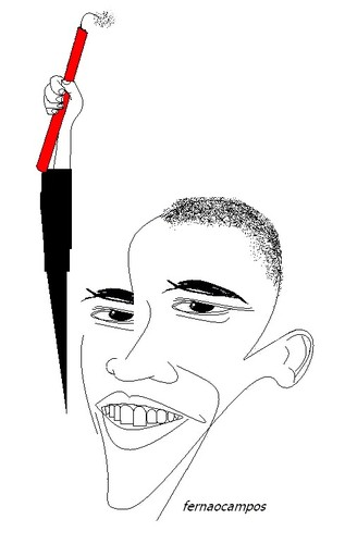 Barack Obama_caricatura2