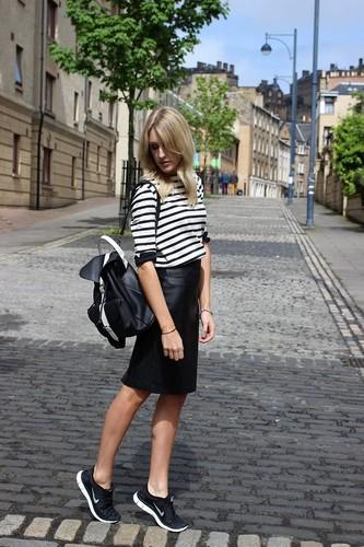 3767085_Reiss_Leather_Skirt_-_Nike_Free_5.0__on_Fa