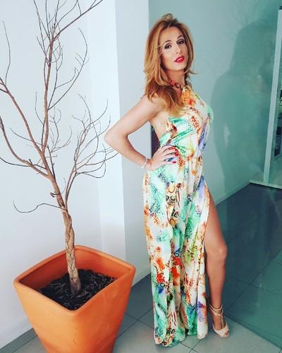 Sarah Inês Moreira - Miss Trans Star Internaciona