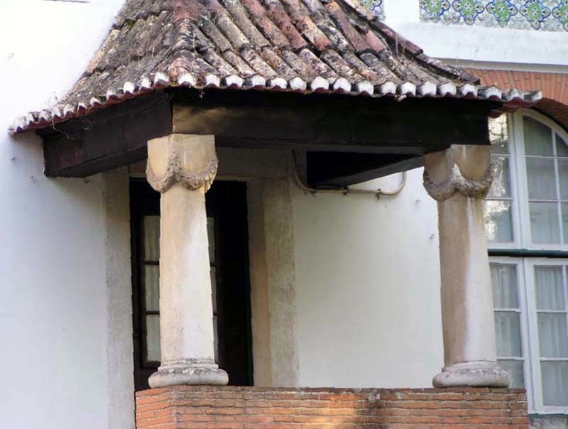 Casa de António Maria Pimenta. Pormenor [Foto RA]