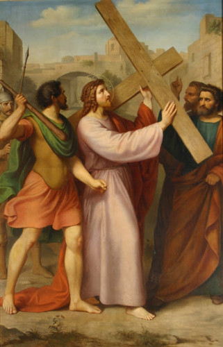 ACDJ-Station 2 Jesus toma a sua cruz.jpg