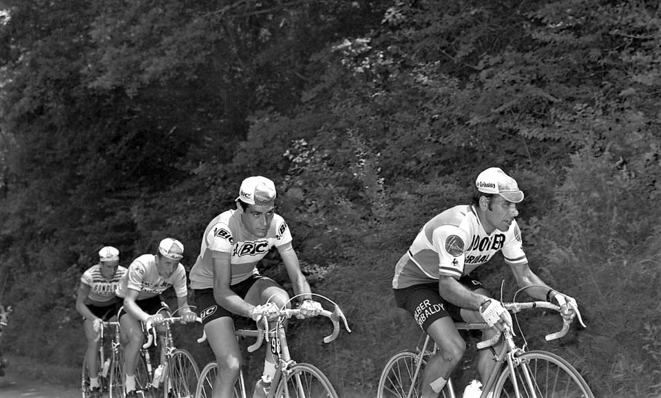 Tour 1971 11º etapa Grenoble - Orcières-Merlette