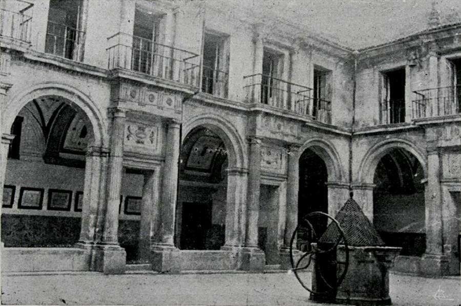 Colégio de Santo Agostinho. Claustro a.jpg