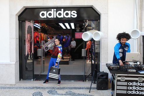 3d3f4763c69 Há uma nova loja Adidas na Baixa de Lisboa - Fora de Série