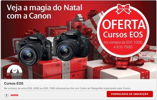 Oferta de curso | CANON |, Ministrado pelo IFP em Faro, Lisboa ou Porto