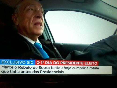 O cinto de segurança, Professor Marcelo?