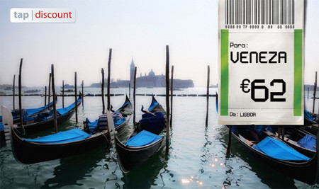 Voos baratos para Veneza - promoções na TAP