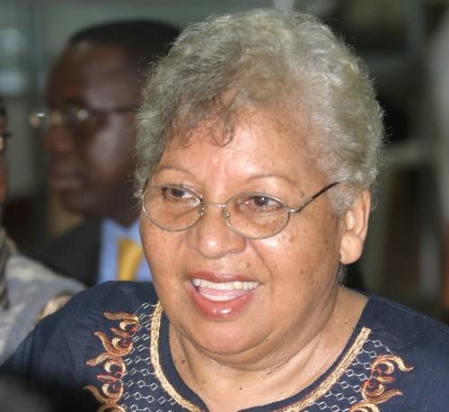 Lília Momplé, escritora moçambicana