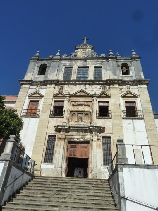 Igreja de Santa Justa, fachada principal.JPG