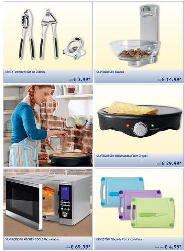 Novo Folheto | LIDL | Cozinhar é delicioso, a partir de 21 novembro