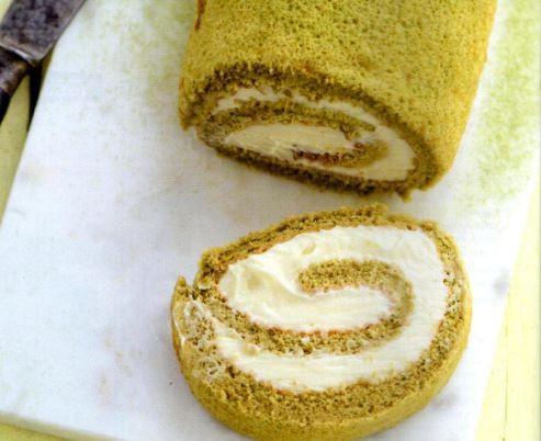 Torta de Chá Verde com Chocolate Branco.JPG