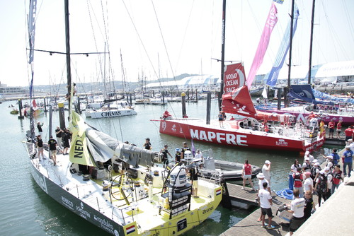 _MG_0652 Volvo Ocean Race 2015