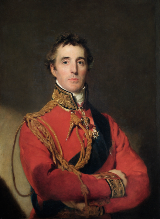 The Duke of Wellington, por Thomas Lawrence.png