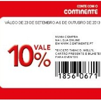 10% Em Compra ONLINE