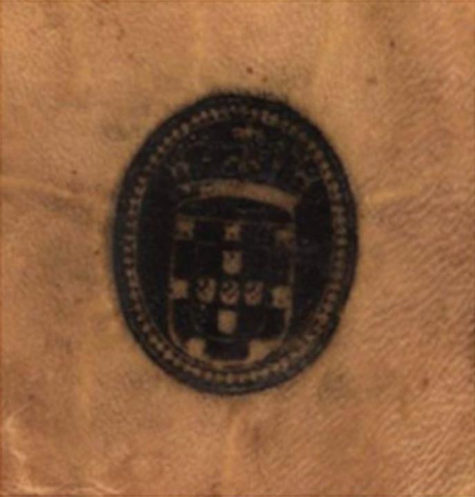 Sinete do Hospital Real de Coimbra.JPG