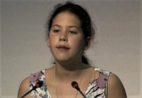 UN Using Children to Push Agendas - Severn Cullis-