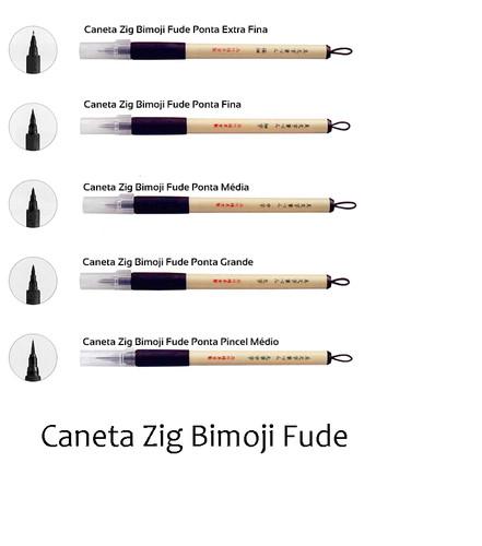 Caneta Zig Bimoji Fude.bmp