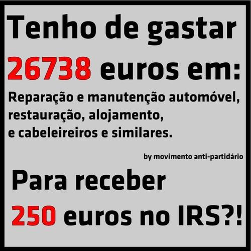 Devolução de IRS