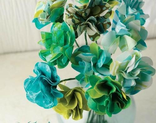 flores,flores de tecido,